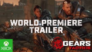 Gears Tactics se vuelve a mostrar en un tráiler en The Game Awards