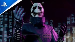 """Ghostwire: Tokyo - PlayStation Showcase 2021: """"Hannya"""" Official Gameplay Trailer 
