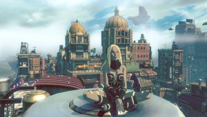 Gravity Rush 2 - vídeo gameplay de larga duración