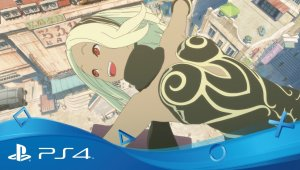 Gravity Rush: The Animation - Overture