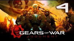 Guía Gears of War Judgment | Ep.4 | Testimonio de Sofia