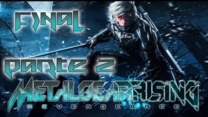 Guía Metal Gear Rising Revengeance | Mision FINAL | Intento de Magnicidio 2/3
