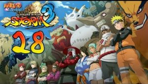 Guia Naruto Shippuden: Ultimate Ninja Storm 3 | Ep.28 | Capitulo 8 | Dos Soles