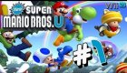 Guia New Super Mario Bros U - Episodio #1