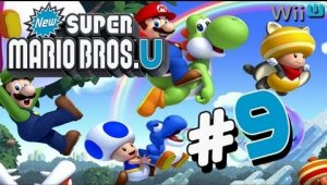 Guia New Super Mario Bros U - Episodio #9