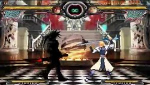 Guilty Gear XX Accent Core Plus Gameplay