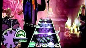 Guitar Hero World Tour Gameplay