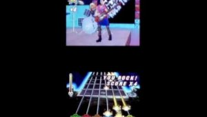 Guitar Rock Tour Gameplay