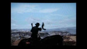 Hallado otro bug en Red Dead Redemption