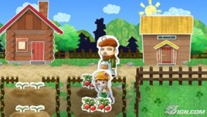 Harvest Moon Series Ranch Store Gameplay