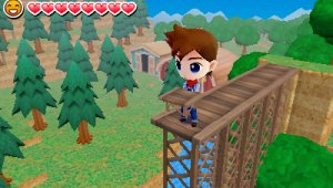 Harvest Moon: The Lost Valley se luce en su nuevo gameplay