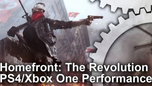 Homefront: The Revolution - Pruebas de tasa de frames