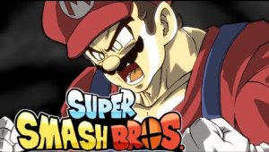 Homenaje a Super Smash Bros y Dragon Ball Super