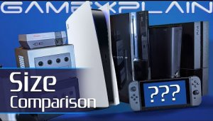 How Big Is the PlayStation 5? (Size Comparison Vs. Switch & More!)