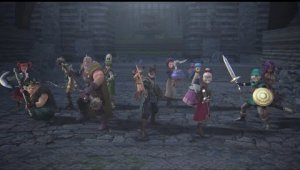 DRAGON QUEST HEROES: The World Tree's Woe and the Heroes You Know Trailer
