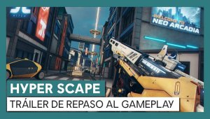 Hyper Scape - Gameplay oficial