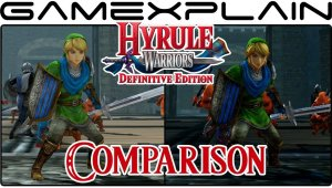 Hyrule Warriors: Definitive Edition - Comparativa Wii Vs Nintendo Switch