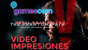 Impresiones Metal Gear Solid V: The Phantom Pain