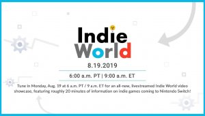 Indie World Showcase  - Síguelo en directo