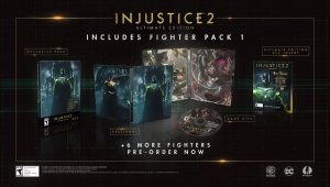 Injustice 2 - Tráiler del Fighter Pack 1