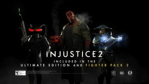 Injustice 2 - Tráiler revelación del Fighter Pack 2