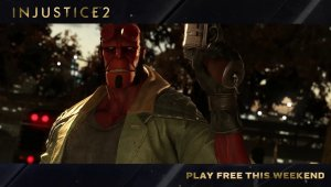Injustice 2 - Trial gratuita en PS4 y Xbox One