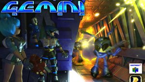 Introducción de Jet Force Gemini para Game Boy Color