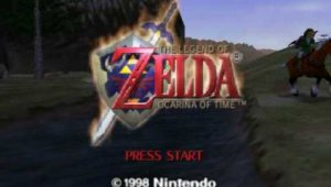 Introducción de The Legend of Zelda: Ocarina of Time