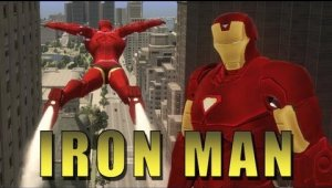 Iron Man llega al mundo de Grand Theft Auto IV