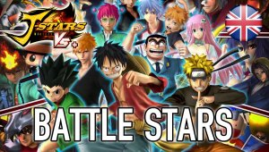 J-Stars Victory VS+ - Battle Stars
