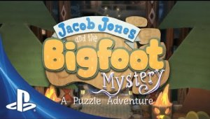 Jacob Jones and the Bigfoot Mystery Teaser Trailer