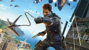 Just Cause 3 presenta su primer tráiler gameplay
