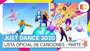 Just Dance 2020 - Lista Oficial de Canciones - Parte 1