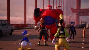 Kingdom Hearts 3 - Big Hero 6