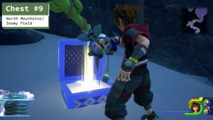 Kingdom Hearts 3 - Cofres Arendelle