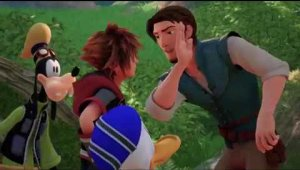 Kingdom Hearts 3 - Enredados