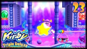 Kirby Triple Deluxe [3DS] - Cap 23 [EXTRA] ¡El Verdadero Coliseo!