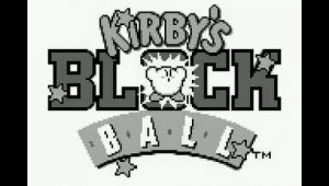 Kirby&#039s Block Ball