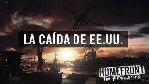 La Caída de Estados Unidos en Homefront: The Revolution