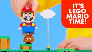 LEGO Super Mario trailer