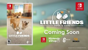 Little Friends: Dogs & Cats - Trailer de anuncio