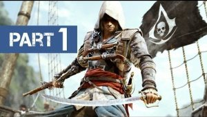Los primeros minutos de Assassin´s Creed IV: Black Flag