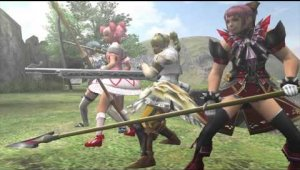 Madoka Magica llega a Monster Hunter Frontier G