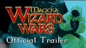 Magicka Wizard Wars Announcement Teaser GDC 2013