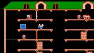 Mappy Gameplay