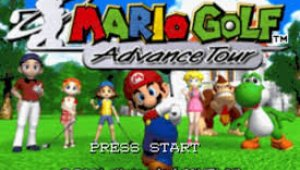 Mario Golf: Advance Tour llega a la consola virtual