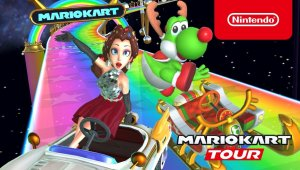 Mario Kart Tour - Holiday Tour Trailer