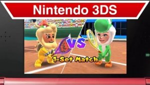 Mario Tennis Open en la NDirect