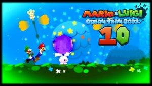 Mario y Luigi Dream Team Bros | Capítulo 10