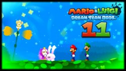 Mario y Luigi Dream Team Bros | Capítulo 11